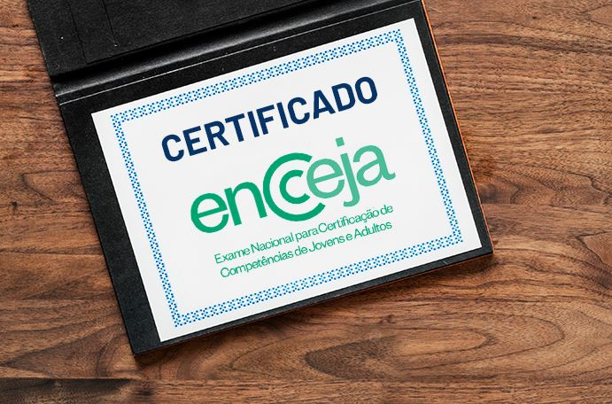 Certificado Encceja 2022